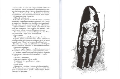 Libro Le avventure di Pinocchio Carlo Collodi , Marco Corona 1