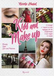 Libro Kiss and make up Nicole Husel 0