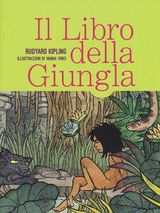 Foto Cover di Il libro della giungla, Libro di Rudyard Kipling, edito da Rizzoli 0