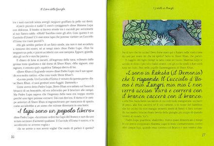 Foto Cover di Il libro della giungla, Libro di Rudyard Kipling, edito da Rizzoli 1