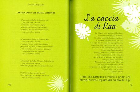 Foto Cover di Il libro della giungla, Libro di Rudyard Kipling, edito da Rizzoli 3