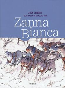 Warholgenova.it Zanna Bianca. Ediz. illustrata Image