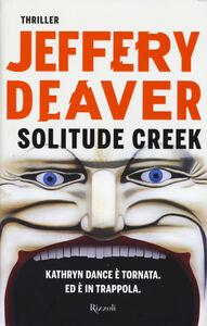 Libro Solitude Creek Jeffery Deaver