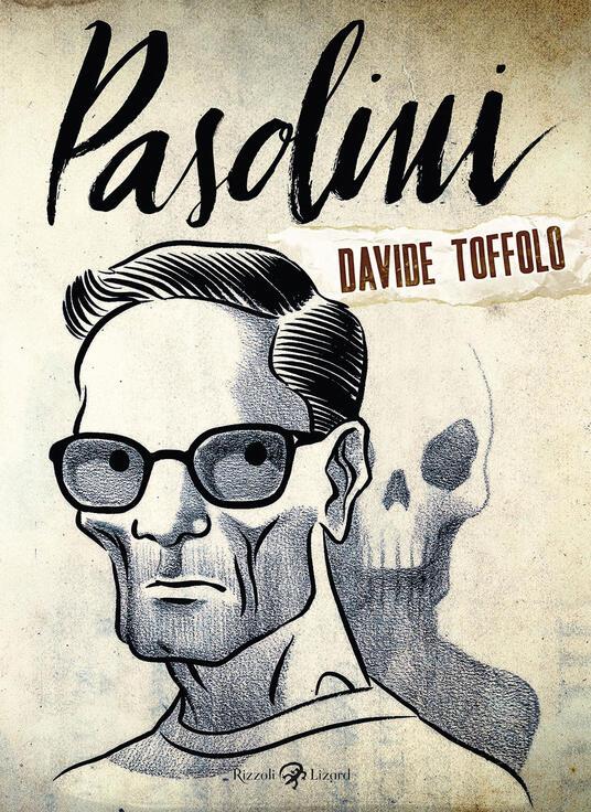 Pasolini - Davide Toffolo - copertina