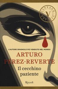Libro Il cecchino paziente Arturo Pérez-Reverte