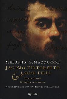 Promoartpalermo.it Jacomo Tintoretto e i suoi figli. Storia di una famiglia veneziana Image