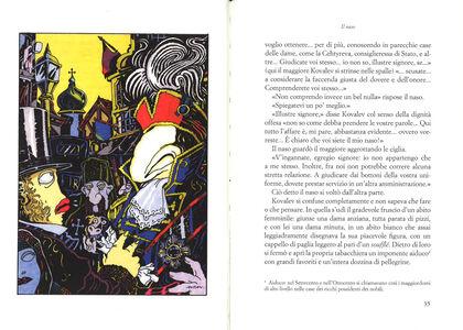 Libro Il naso-Il cappotto. Ediz. illustrata Nikolaj Gogol' , Tullio F. Altan 1
