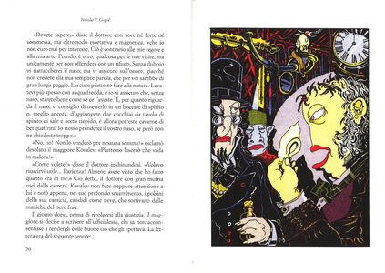 Libro Il naso-Il cappotto. Ediz. illustrata Nikolaj Gogol' , Tullio F. Altan 2