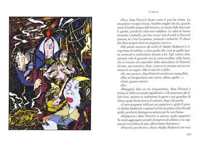 Libro Il naso-Il cappotto. Ediz. illustrata Nikolaj Gogol' , Tullio F. Altan 4