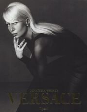 Libro Versace Donatella Versace