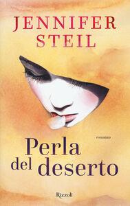 Libro Perla del deserto Jennifer Steil