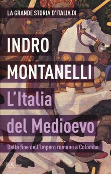 Lpgcsostenible.es La grande storia d'Italia. L'Italia del Medioevo. Dalla fine dell'Impero romano a Colombo Image
