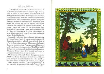 Libro Masha e Orso e altre fiabe russe Aleksandr Puskin , Aleksandr N. Afanasjev 1