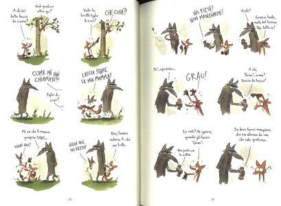 Libro Chi ha paura della volpe cattiva? Benjamin Renner 1