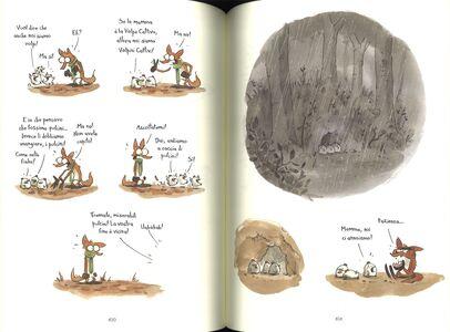 Libro Chi ha paura della volpe cattiva? Benjamin Renner 3