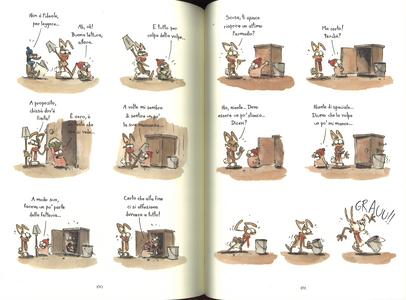 Libro Chi ha paura della volpe cattiva? Benjamin Renner 4