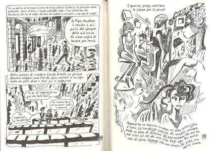 Libro Se dio esiste. Quaderni parigini. Gennaio-novembre 2015 Joann Sfar 1