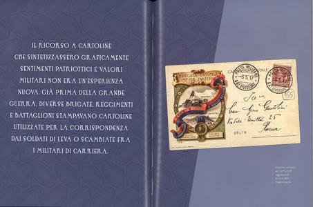 Libro Lettere dal fronte. Poste Italiane nella grande guerra  4