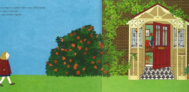 Libro A casa della nonna Alice Melvin 1