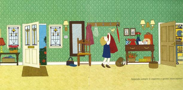 Libro A casa della nonna Alice Melvin 2