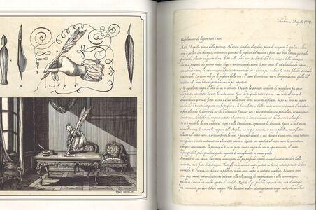 Foto Cover di Maria Antonietta. Il diario segreto di una regina, Libro di Benjamin Lacombe, edito da Rizzoli 1