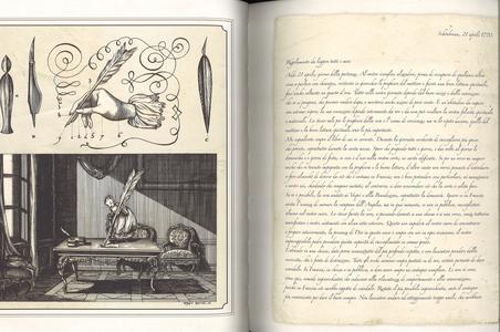 Libro Maria Antonietta. Il diario segreto di una regina Benjamin Lacombe 1