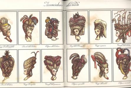 Libro Maria Antonietta. Il diario segreto di una regina Benjamin Lacombe 4