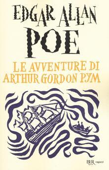 Lpgcsostenible.es Le avventure di Arthur Gordon Pym Image
