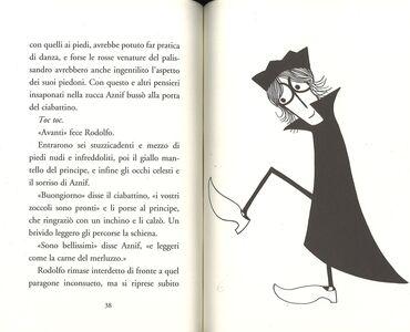 Libro Aznif e la strega maldestra Andrea Molesini 1