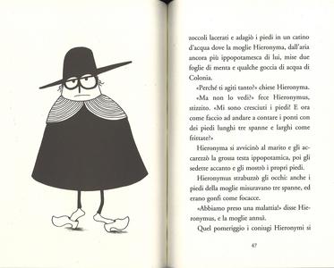 Libro Aznif e la strega maldestra Andrea Molesini 2