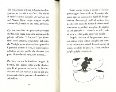 Libro Aznif e la strega maldestra Andrea Molesini 4
