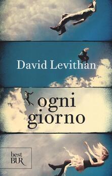 Ogni giorno - David Levithan - copertina