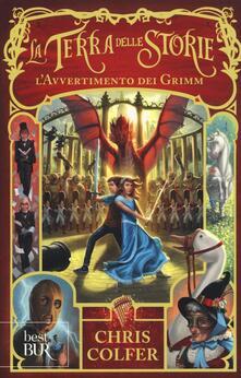 Aboutschuster.de L' avvertimento dei Grimm. La terra delle storie. Vol. 3 Image