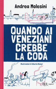 Winniearcher.com Quando ai veneziani crebbe la coda Image