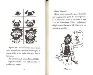 Libro Finferli caldi Andrea Molesini 1