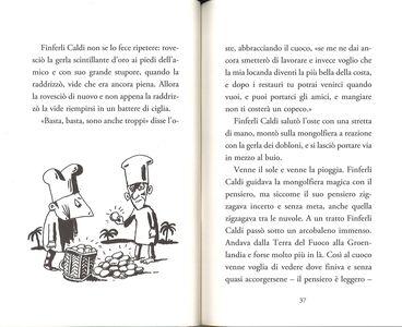 Libro Finferli caldi Andrea Molesini 2