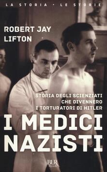 Camfeed.it I medici nazisti. Storia degli scienziati che divennero i torturatori di Hitler Image