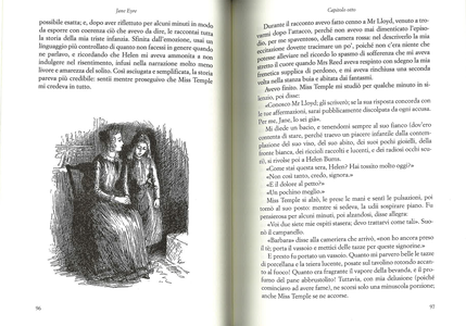 Libro Jane Eyre Charlotte Brontë 1