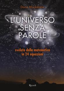 Winniearcher.com L' universo senza parole svelato dalla matematica in 24 equazioni Image