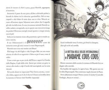 Libro Hamish e i Fermamondo Danny Wallace 1