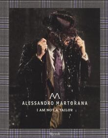 Warholgenova.it Alessandro Martorana. I am not a tailor. Ediz. italiana e inglese Image