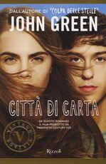 Libro Città di carta John Green