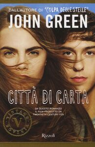 Foto Cover di Città di carta, Libro di John Green, edito da Rizzoli