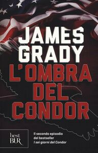 Libro L' ombra del condor James Grady