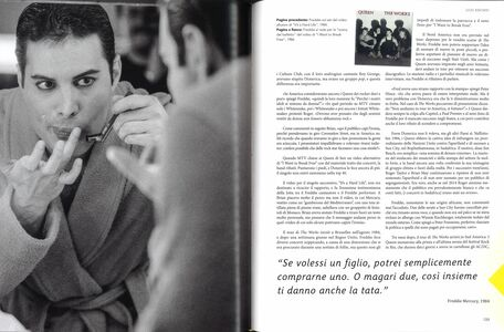 Foto Cover di Freddy Mercury. A kind of magic. Ritratto di una leggenda del rock, Libro di Mark Blake, edito da Rizzoli 3