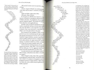 Libro Alice nel paese delle meraviglie-Attraverso lo specchio Lewis Carroll 1