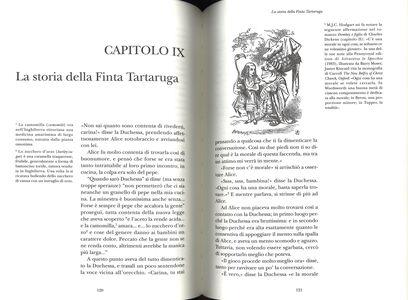 Libro Alice nel paese delle meraviglie-Attraverso lo specchio Lewis Carroll 2