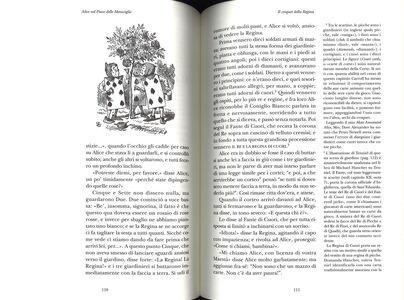 Libro Alice nel paese delle meraviglie-Attraverso lo specchio Lewis Carroll 4
