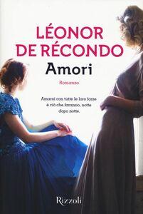 Libro Amori Léonore de Récondo
