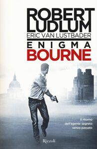 Libro Enigma Bourne Robert Ludlum , Eric Van Lustbader